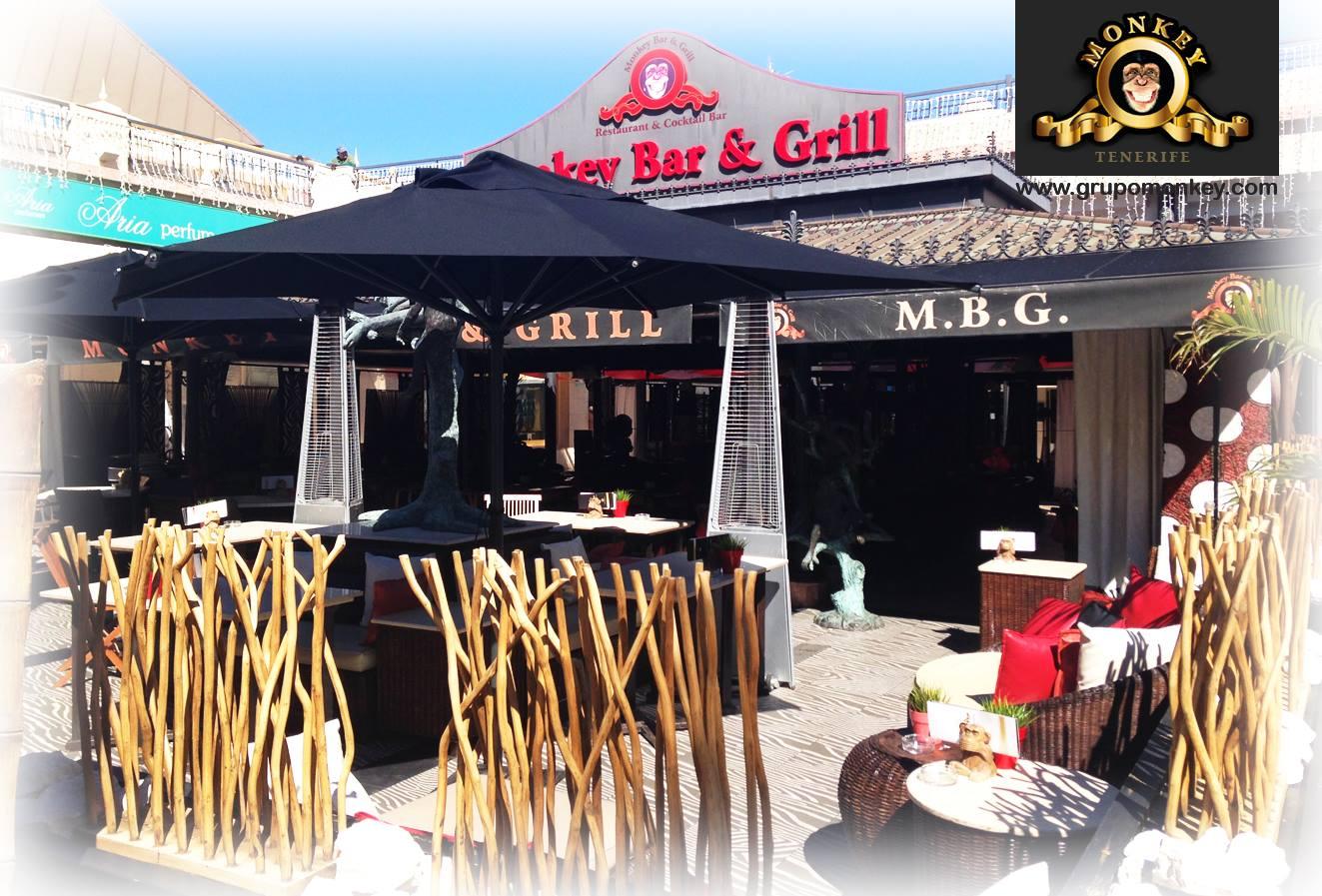 Monkey Bar Grill Teneriffa