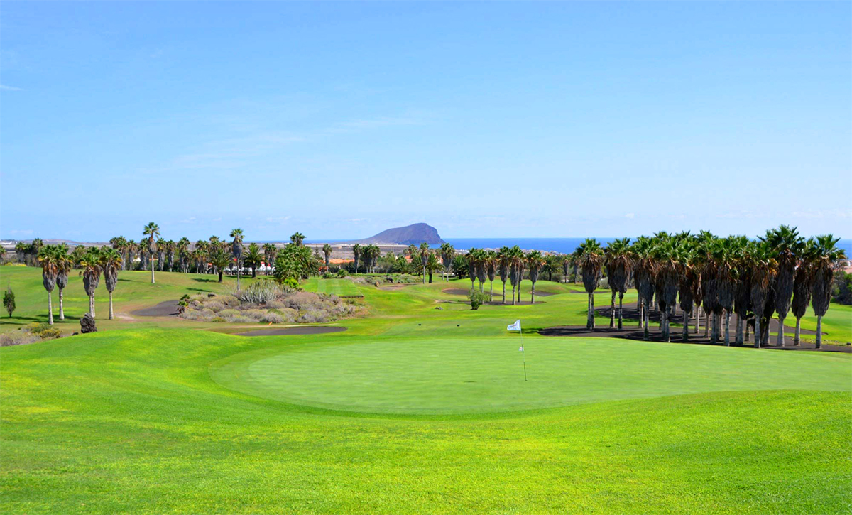 Golf Teneriffa