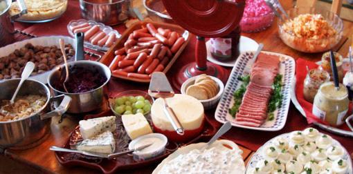 Julbord och Julmat på Teneriffa