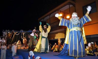 Los Reyes Magos Teneriffa