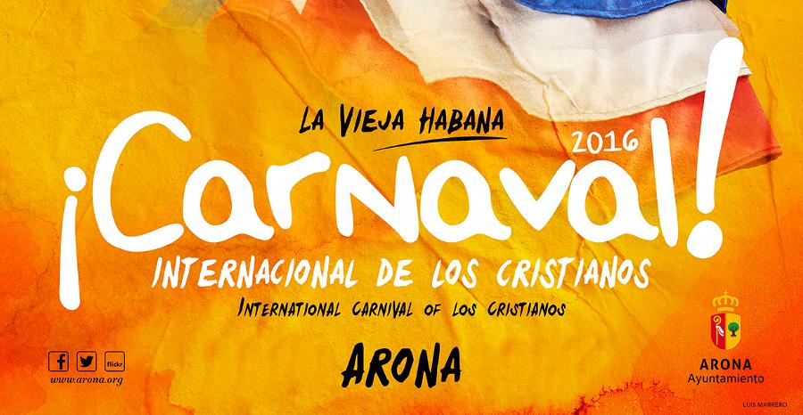 Karnevalen i Los Cristianos
