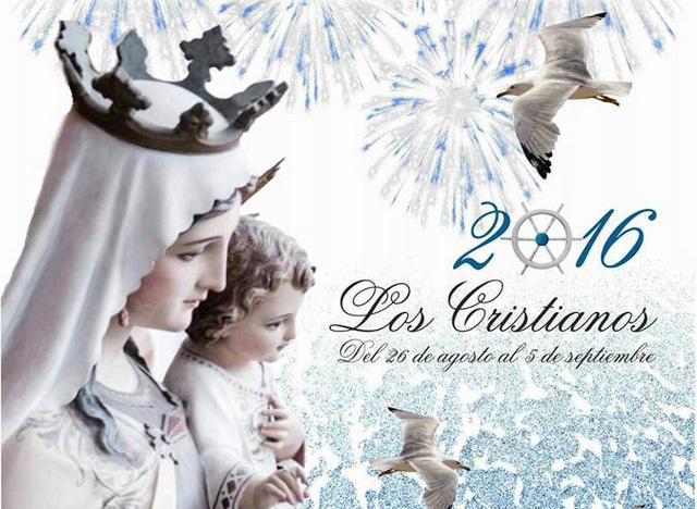 Virgen del Carmen Teneriffa Los Cristianos