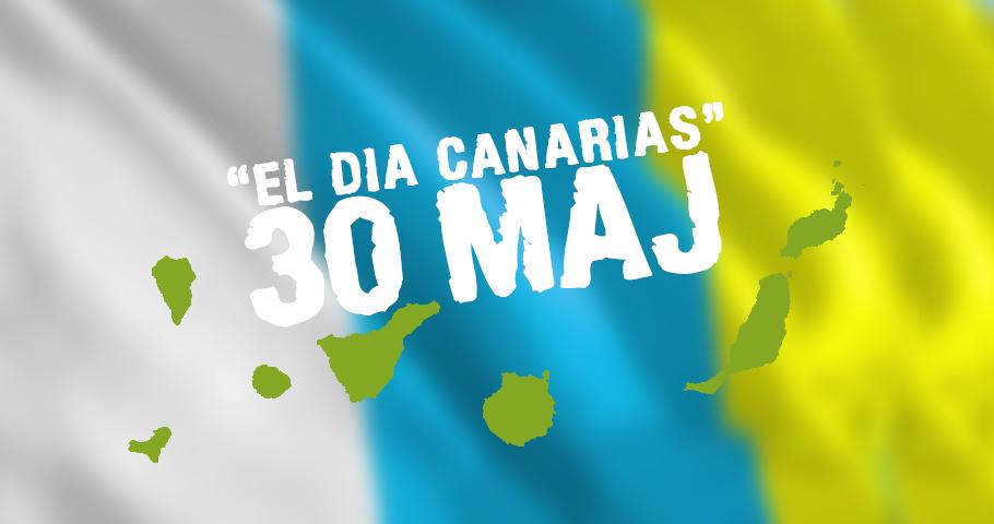Kanariska dagen – El dia Canarias