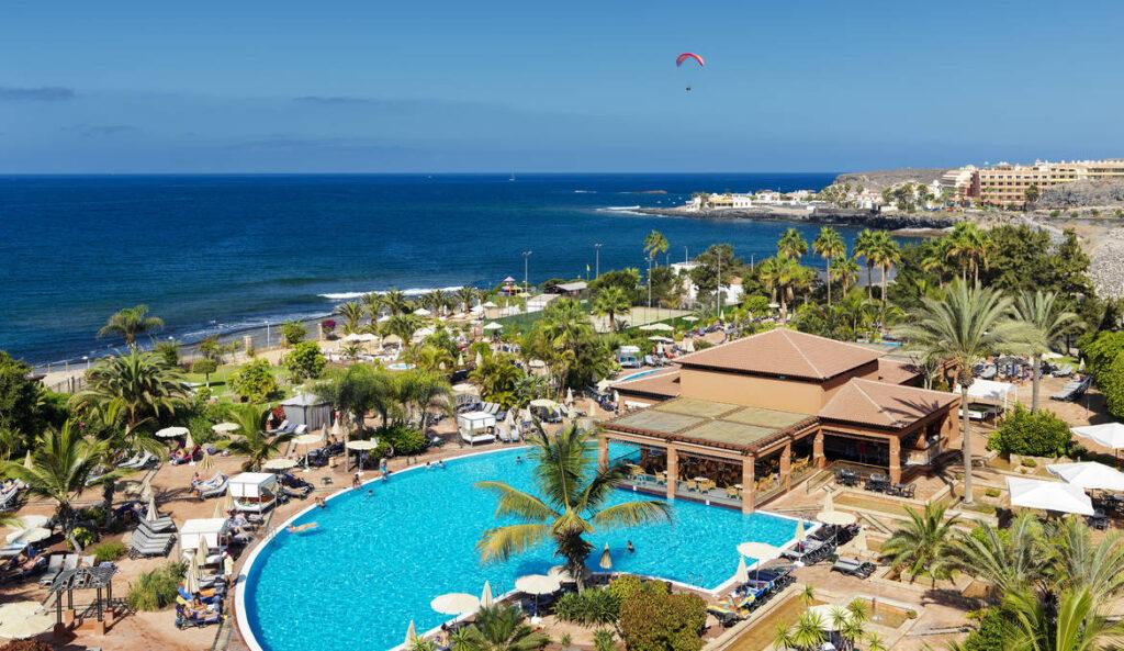 Hotell med coronasmittad person Teneriffa