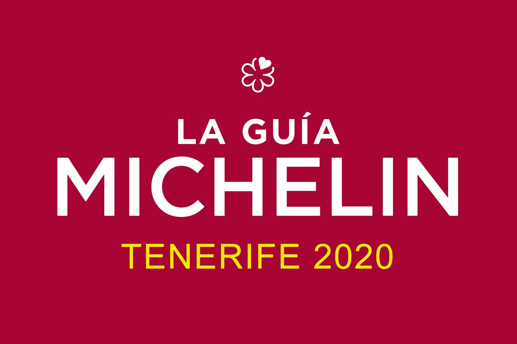 Michelin restauranger Teneriffa 2020