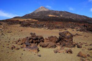 Berget Teide